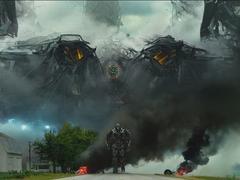 Transformers 4, entre District 9 et Jurassic Park