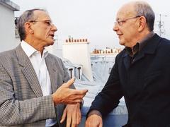 Axel et Jean-François Kahn: si loin, si proches