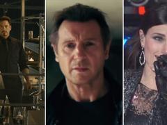 Liam Neeson, Avengers 2... Les images phares de la semaine