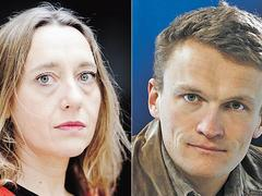 Grand prix RTL-Lire: Despentes et Sylvain Tesson en finale