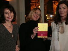 Virginie Despentes saluée par le Prix Anaïs Nin