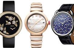 Les maisons de luxe revisitent l'horlogerie suisse