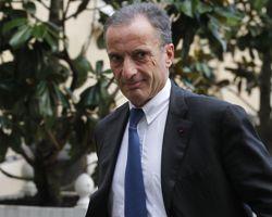 Henri Proglio, PDG d'EDF.