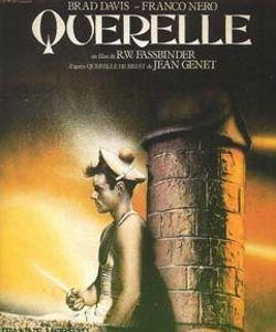 Affiche française originale de <i>Querelle</i> de Fassbinder (1982).