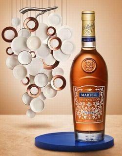 Le cognac VSOP «Distinction» est destiné à la classe moyenne chinoise.