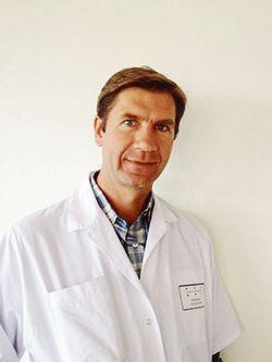 Le professeur Julien Mazières.