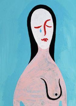 Pour certaines femmes l'ablation totale du sein est vécue comme une épreuve.