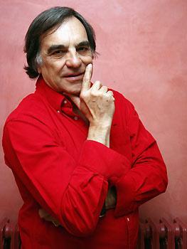 Marcel Rufo. (Sandrine Roudeix/Le Figaro Magazine)