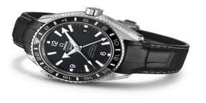 Seamaster Planet Ocean, mouvement co-axial, céramique et diamants, prix sur demande