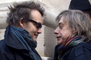 Axel Bauer et Jean-Louis Aubert.