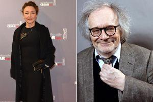 Catherine Frot et Pascal Thomas (AFP / ABACA)
