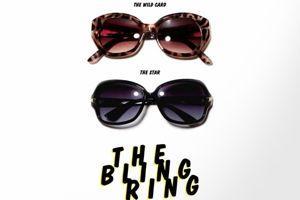 Comme le prouve son affiche, <i>The Bling Ring</i> a de quoi lutter contre le soleil cannois.