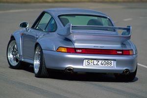 La 911 GT2 de 1995.