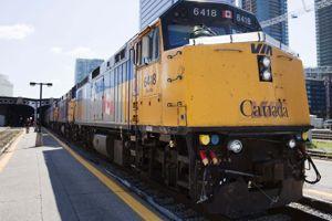 Le projet d'attentat visait la ligne de chemin de fer reliant Toronto à New York.