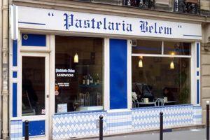 La Pastelaria Belem aux Batignolles