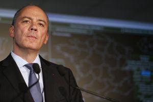 Le PDG de France Télécom/Orange, Stéphane Richard