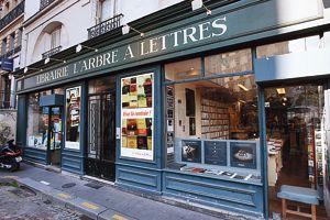 La librairie l'Arbre à Lettres.