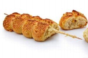 Le pain au maïs de Saibron (XIVe).