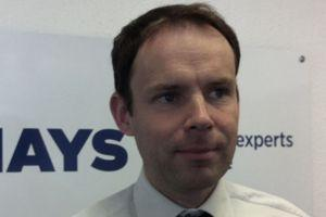 Nicolas Brivois, directeur régional chez Hays.