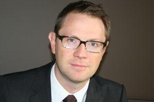 Patrick Favre, directeur chez Michael Page.