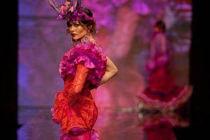 Mode flamenca à Chaillot (Rosalia Zahino)