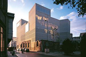 Le musée d'art contemporain Kolumba