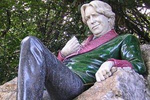 Oscar Wilde à Merrion Park
