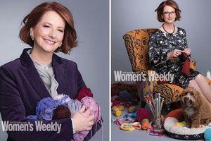 Capture d'écran du <i>Women's Weekly</i>.