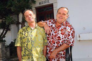 Jean-Michel <i>(à gauche) </i>et Guy vont pouvoir se marier, dans la commune de leur domicile.<i></i>