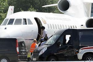 Evo Morales a pu quitter Vienne mardi vers 11h30.