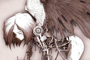 Couverture de la série <i>Battle Angel Alita</i>