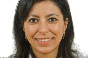 Leila Aïchi, sénatrice écologiste de Paris.