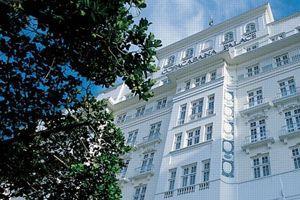 Le Copacabana Palace à Rio (DR)