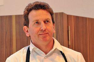 Christophe Felder, 48 ans, Alsacien. Consultant, pâtisserie OPpé à Mutzig.