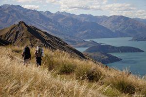 La Nouvelle-Zélande offre une importante diversité de paysage.