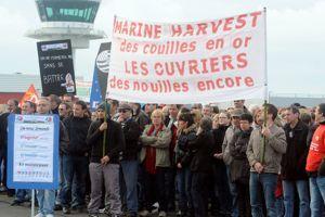 L'agroalimentaire représente avec l'agriculture environ un tiers des emplois en Bretagne.