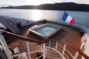 Confort et services dignes des meilleurs hôtels...Ici, à bord du Soléal.