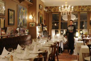 Le restaurant Chez Tanèsy, à Nancy.