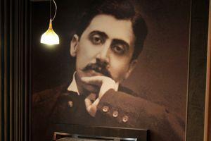 Dans l'hôtel, Marcel Proust n'est jamais bien loin... (DR)