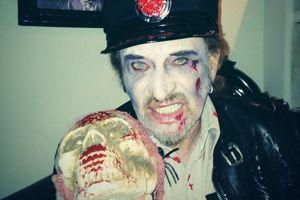 «Walking dead!», un rocker inspiré par Halloween.