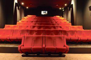 Les <i>love seats</i> de la salle 1.