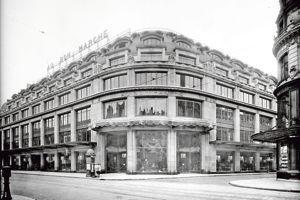 La Grande Epicerie en 1924