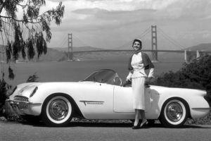 La première Corvette de série.