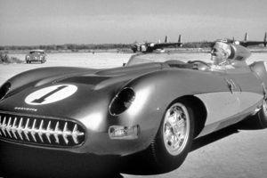 La Corvette SS de 1957.