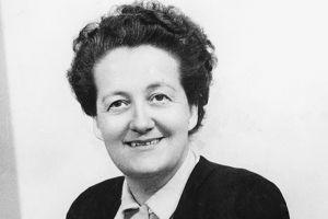 Germaine Tillion.
