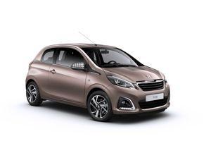 La nouvelle Peugeot 108.