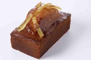 Le cake au citron de Pierre Hermé.