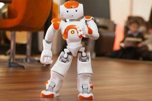 Le robot Nao, commercialisé depuis 2008 et vendu à près de 5000 exemplaires dans le monde.