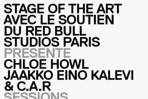 Flyer du festival international de mode et de photo de Hyères