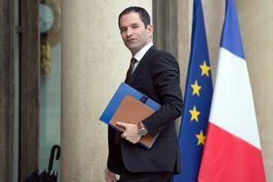 Benoît Hamon succède à Vincent Peillon à l'Éducation nationale.
